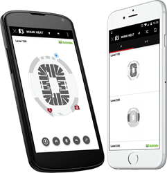 Aislelabs partners with Miami HEAT – Powers its mobile app